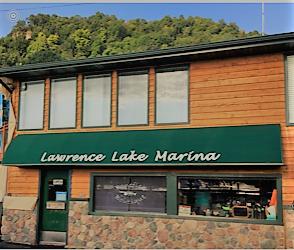 Lawrence Lake Marina
