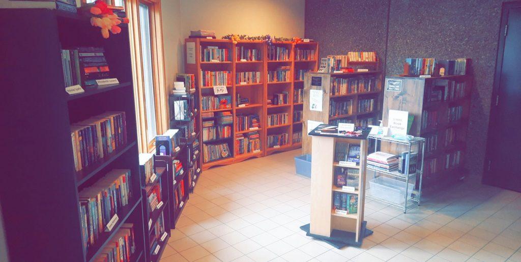Brownsville Lions Book Exchange